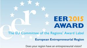 Región Emprendedora del Año 2015