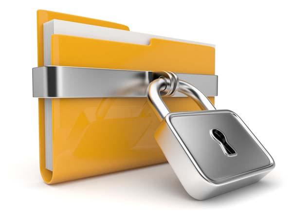 icono de proteccion de datos